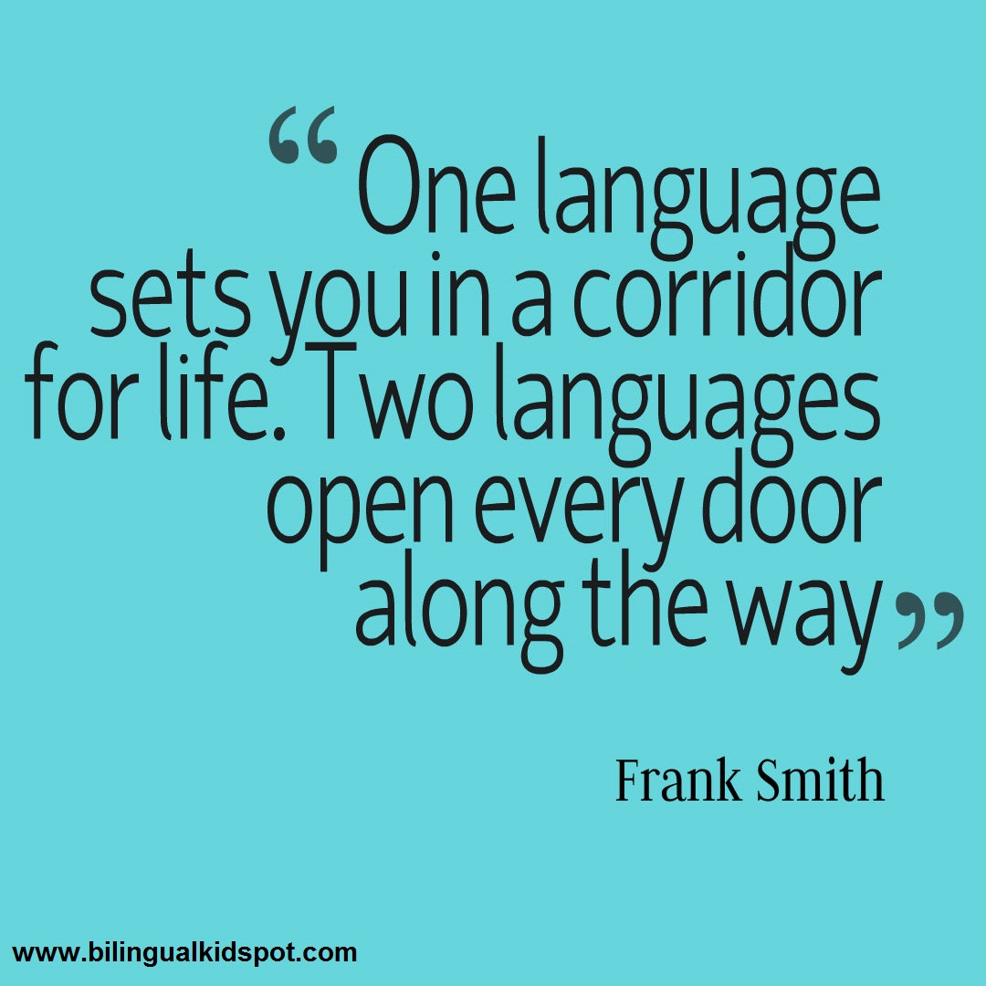 Bilingual-quote-meme-frank-smith-bilingual-kidspot