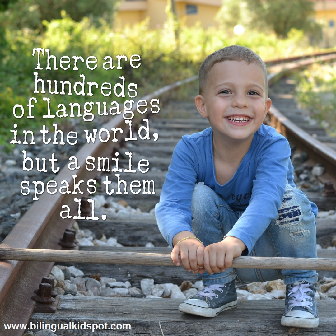 Best Smile In The World Quotes: Bilingual Kidspot