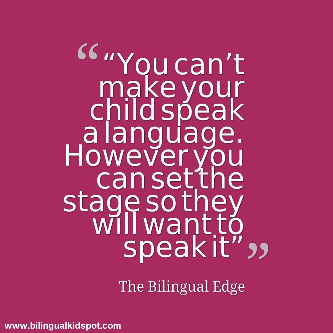 Bilingual-quote-bilingual kidspot