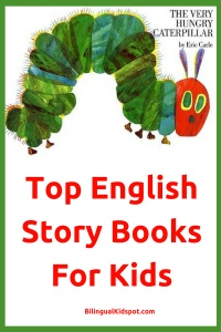 Top Children S Story Books In English Bilingual Kidspot