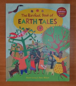 barefoot book of earth tales - bilingual kidspot