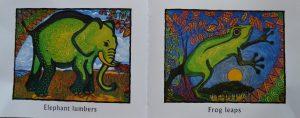 african animals abc's barefoot books - bilingual kidspot
