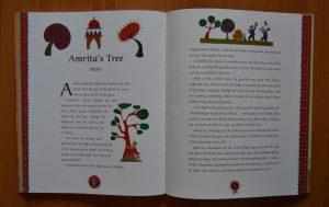 barefoot book of earth tales - bilingual kidspot