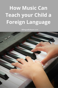 How music can teach your child a language