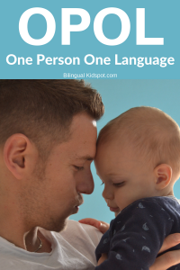 Opol Method, One Person One Language