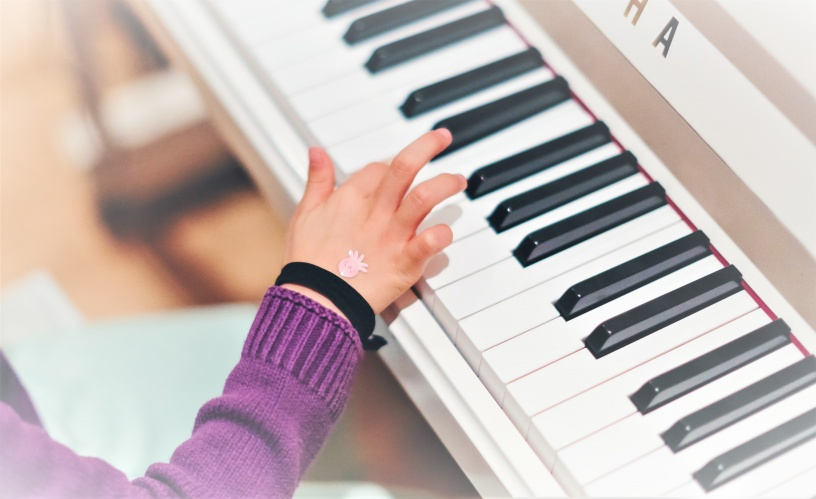 Teach Language through music with kids