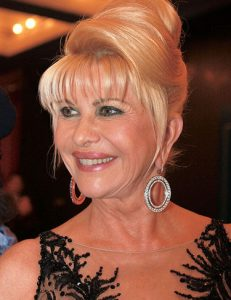 Ivana Trump - Former wife presedent