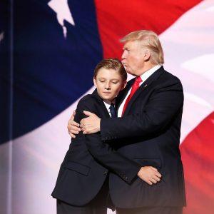 Barron Trump - Bilingual