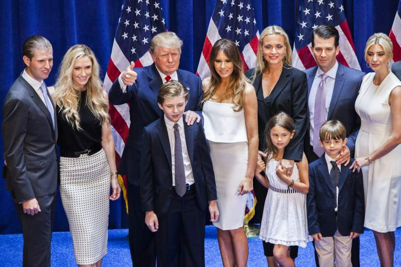 President Donald Trump and his Multilingual Family - Bilingual Kidspot