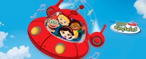 English Cartoons Educational Kids Little Einsteins