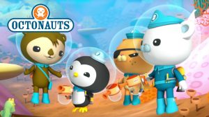 English Educational Cartoons Kids Octonauts