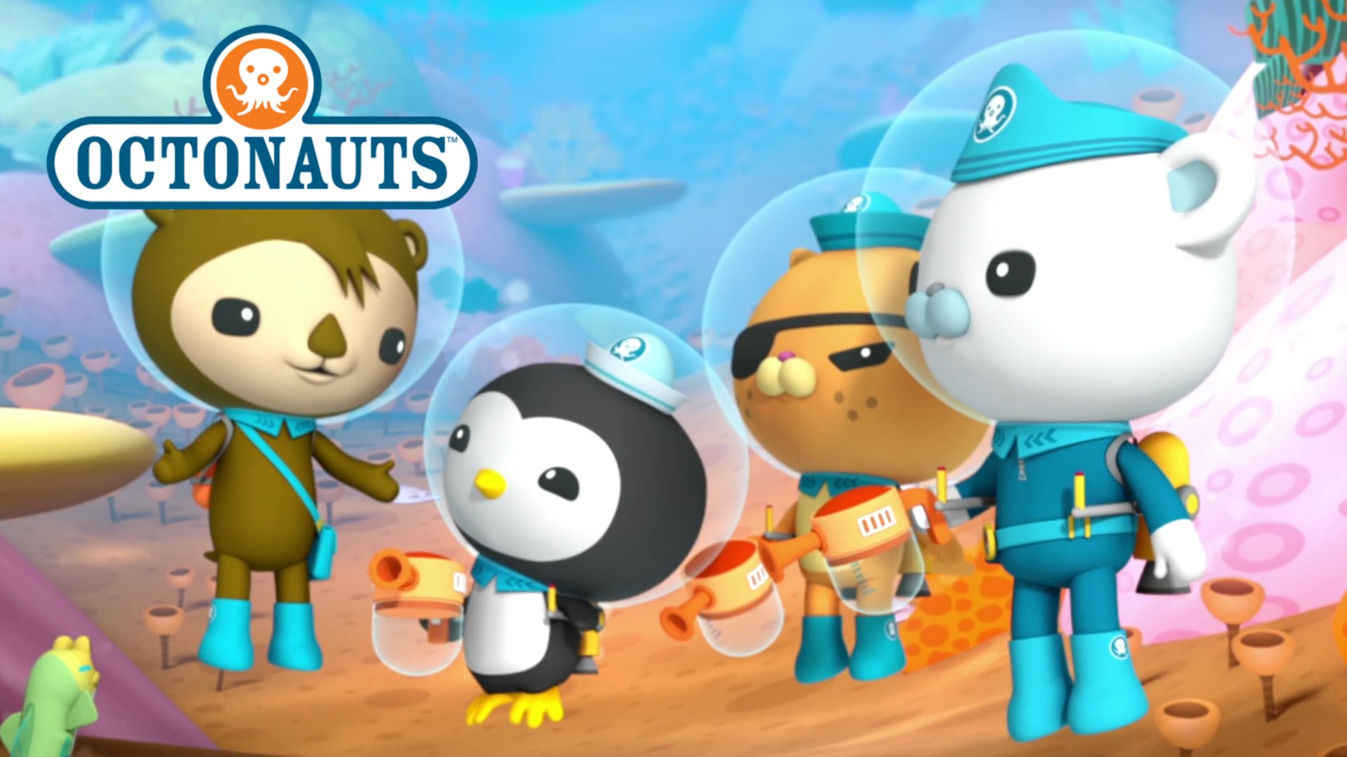spanish cartoons for kids octonauts bilingual kidspot