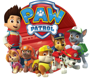 English Educational Cartoons Kids Paw Patrol