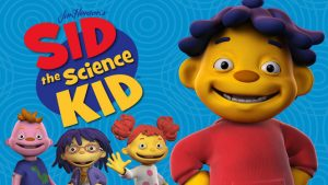 english educational cartoons kids sid the science kid