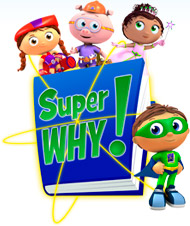 English Educational Cartoons Kids Super Why