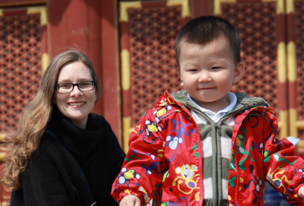 Adoption china changing child's birth language - raising a bilingual child
