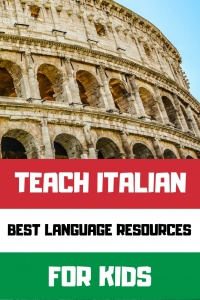 Italian for Kids - The best language learning resources and materials