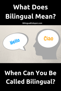 what-does-bilingual-mean-definition