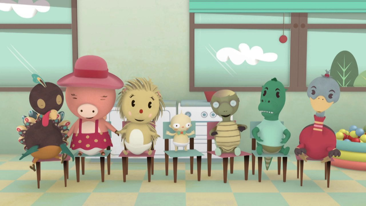 english kids cartoons that are educational and fun