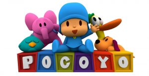 spanish cartoons kids pocoyo