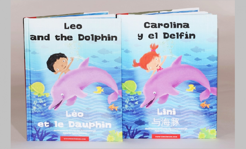 Multilingual Books For Kids