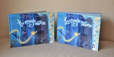 Personalised Books for Kids - The Magic of my Name