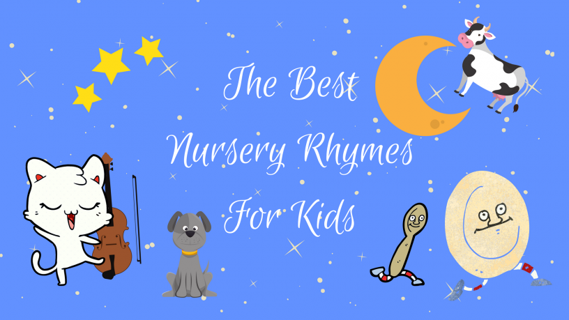 Popular Nursery Rhymes For Kids in English