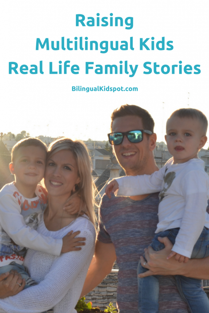 Raising Multilingual Kids - Real Life Family Stories