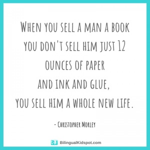 Importance of reading quotes: Christopher Morley