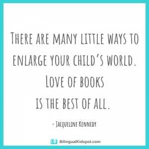 Quotes about importance of reading: Jacqueline Kennedy