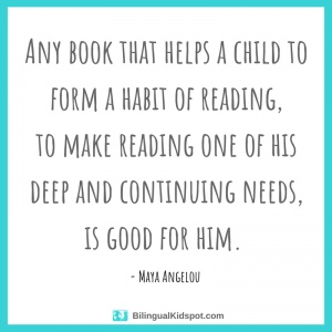 Quotes about importance of reading: Maya Angelou