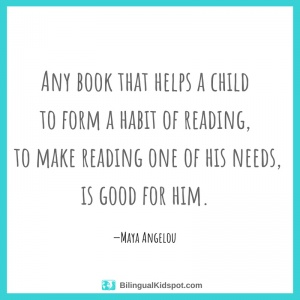 Reading quotes: Maya Angelou