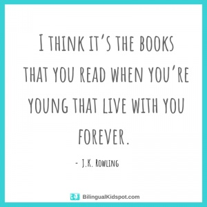 Quotes about importance of reading: J.K. Rowling