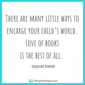 Quotes about Reading: Jacqueline Kennedy