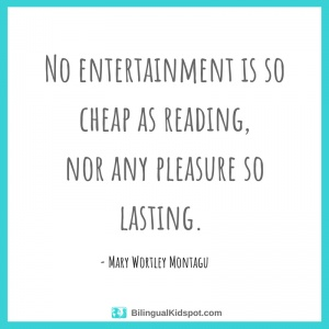 Quotes about reading: Mary Wortley Montagu