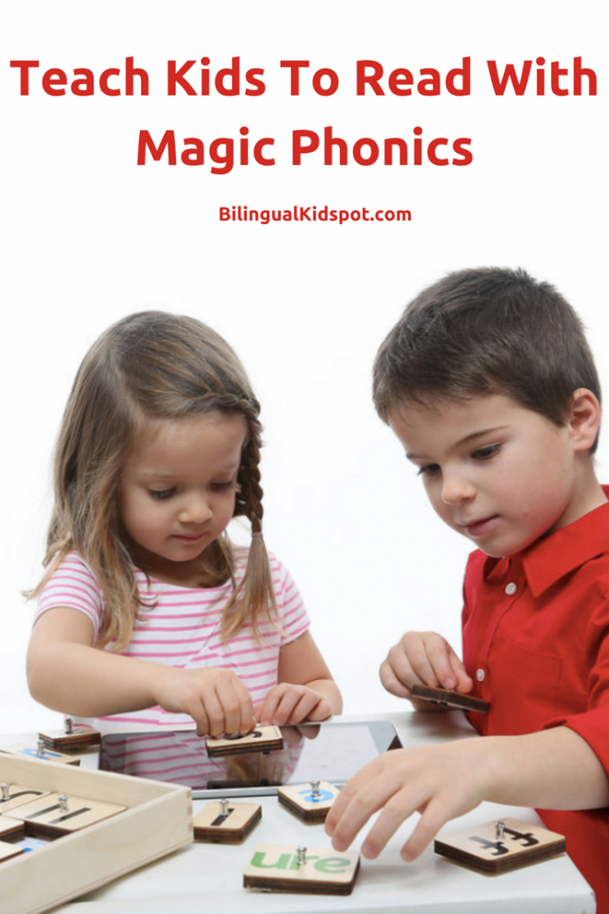 Learn To Read with Magic Phonics