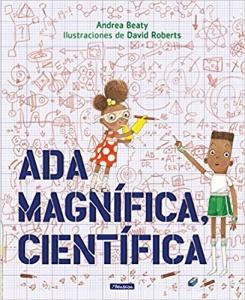 Ada-magnífica-Científica-spanish-book
