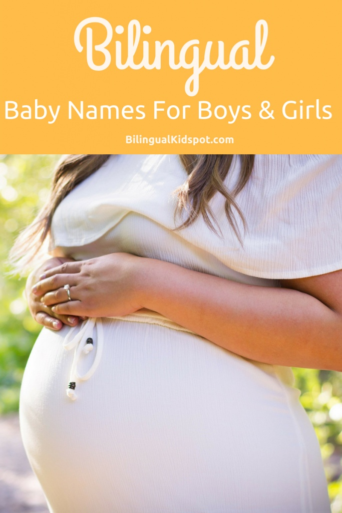Bilingual Baby Names for Boys & Girls