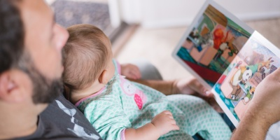 Reading the same book over and over makes kids smarter
