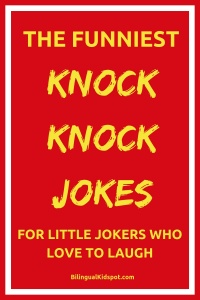The Best Knock Knock Jokes for Kids - Funny Jokes