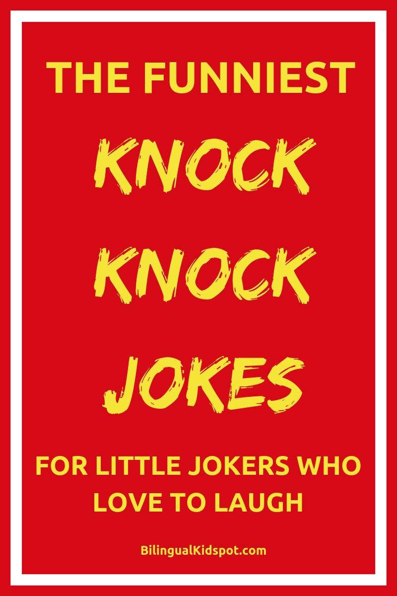 Best Knock Knock Joke Ever For Kids