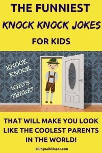 Funny Knock Knock Jokes for Kids 2