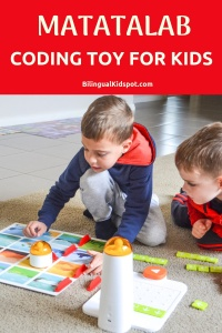 Matatalab Coding Toy for Kids