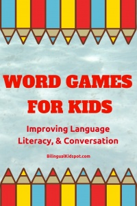 English word games for kids