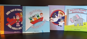Bilingual Books English & Spanish - Erika Deery