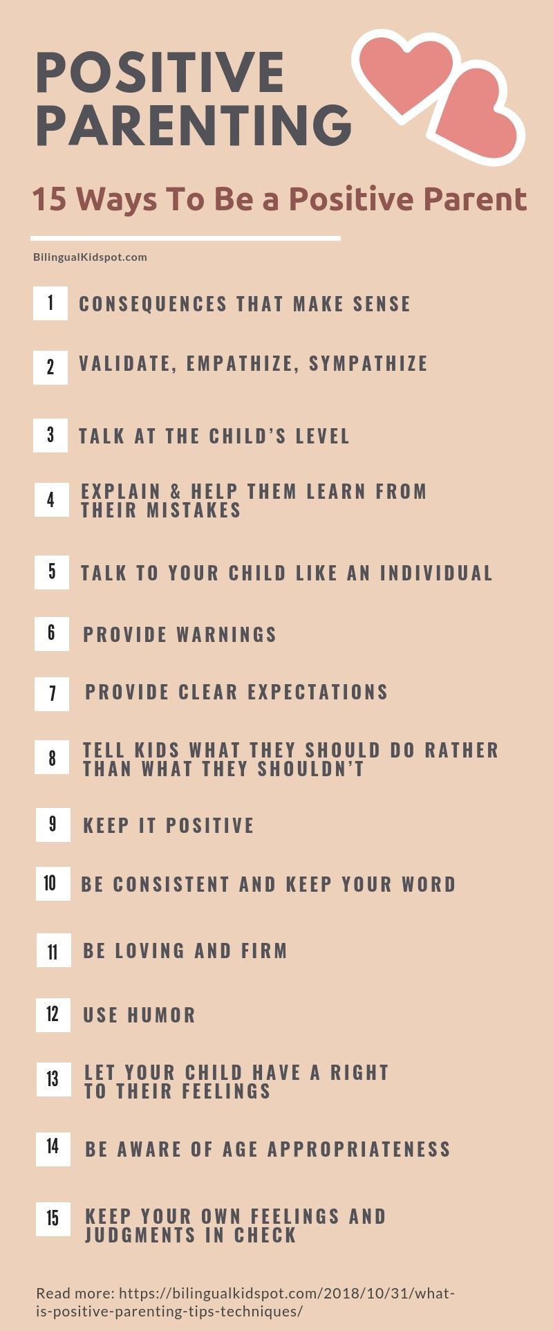 15 Positive Parenting Tips & Techniques Every Parent Should