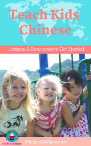 Chinese for Kids - Chinese Lessons