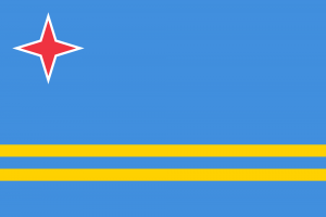Aruba Flag - Spanish Speaking Countries