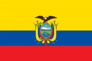 Ecuador Flag - Spanish Speaking Countries