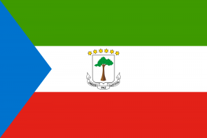 Equatorial Guinea Flag - Spanish Speaking Countries